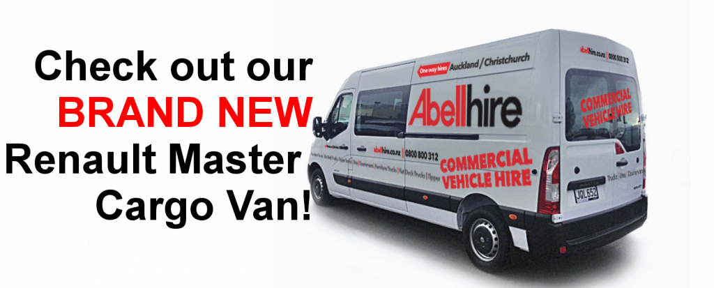 Check out our BRAND NEW Renault Master